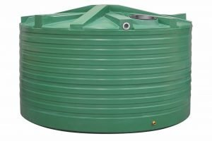 20500 litre round water tank