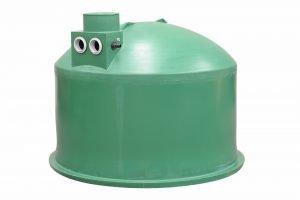 3000 litre underground watertank