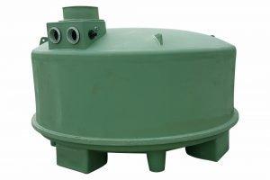 5000 litre Saucer Underground Water Tank
