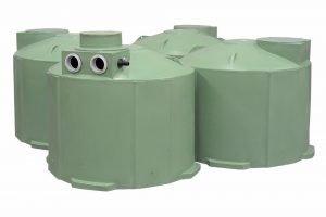 5000 litre underground water tank