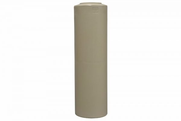 835 litre tall round water tank